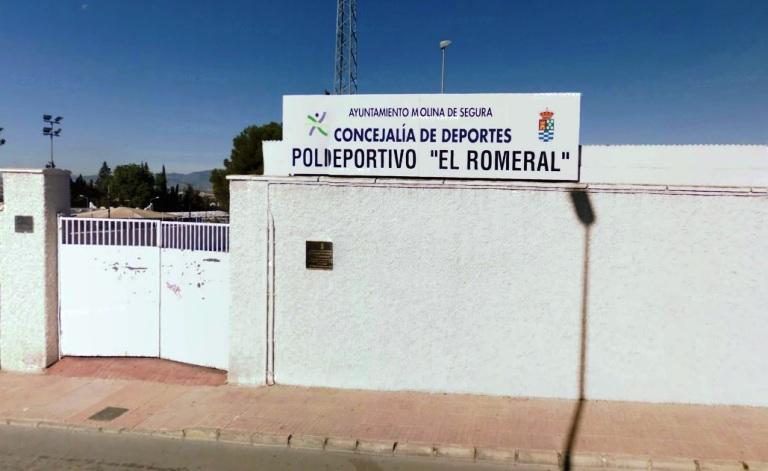 Polideportivo El Romeral de Molina de Segura