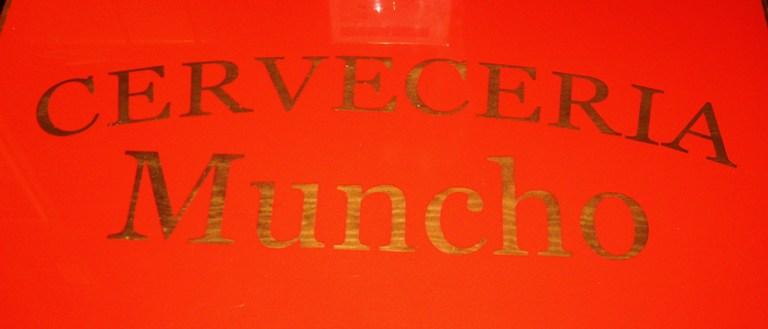 Cafetería Muncho
