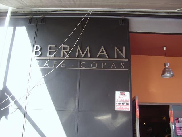 Café Copas Berman