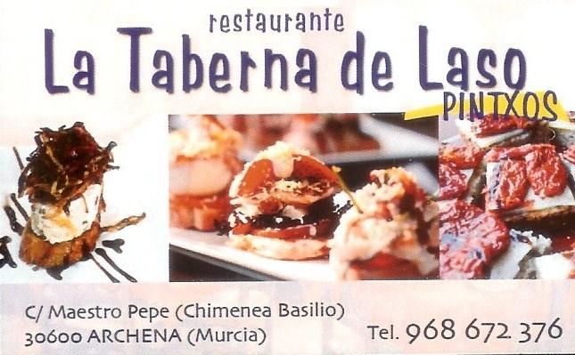 Restaurante La Taberna de Laso