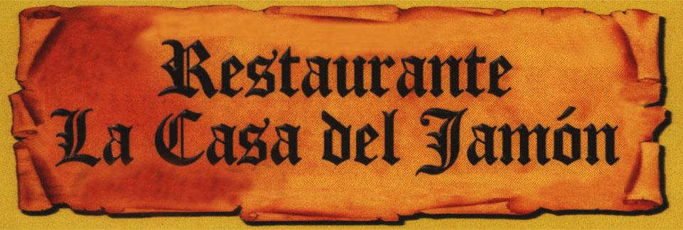 Restaurante La Casa del Jamón