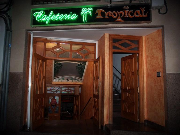 Cafetería Tropical