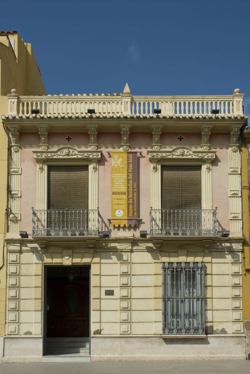 Casa Museo de los Bordados Paso Azul de Lorca