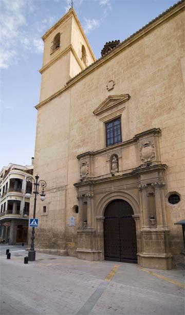 Iglesia de San Francisco Lorca