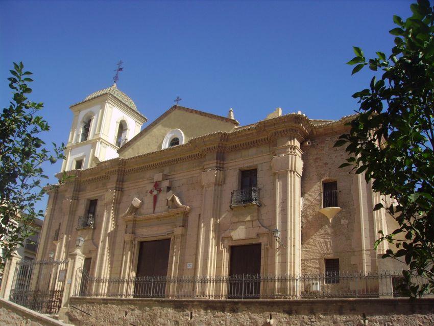 Iglesia de Santiago de Lorca