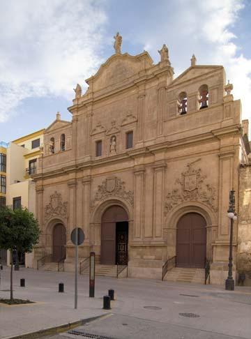 Iglesia del Carmen de Lorca