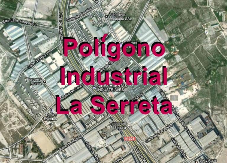 Polígono Industrial La Serreta