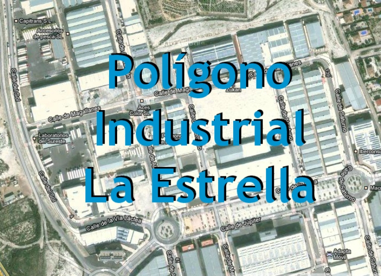 Polígono Industrial La Estrella