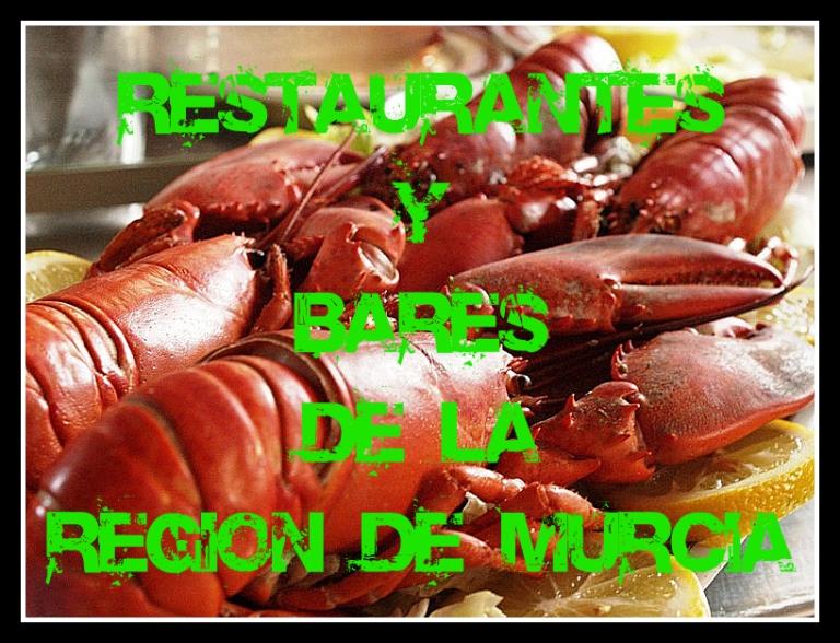 Restaurantes de la Región de Murcia