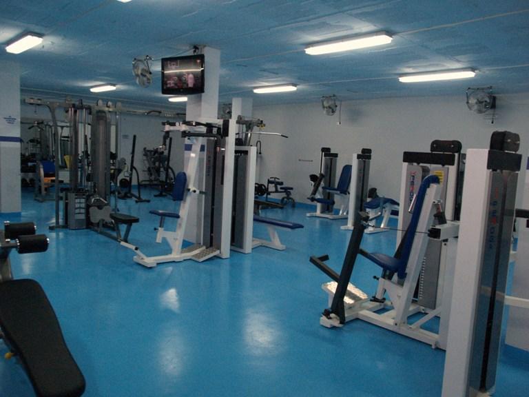 Empresas deportes gimnasio la gu a w for Gimnasio del centro