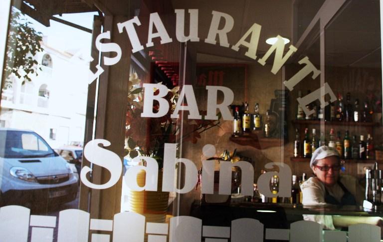 Bar Restaurante Sabina de Campos del Río