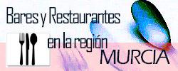 Bares, Restaurantes, Mesones y Tabernas Región de Murcia