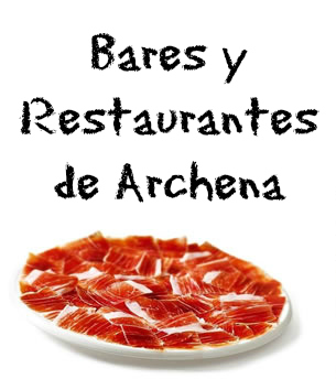 Bares y Restaurantes de Archena