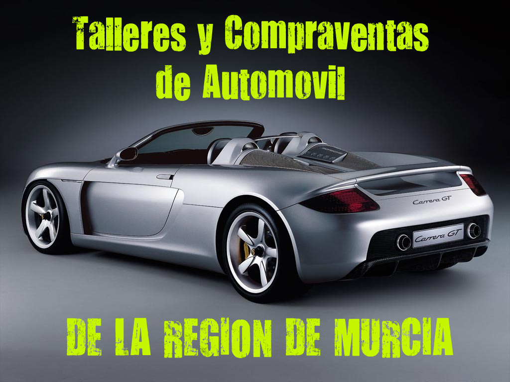 Talleres y Compraventas de Automovil de la Región de Murcia