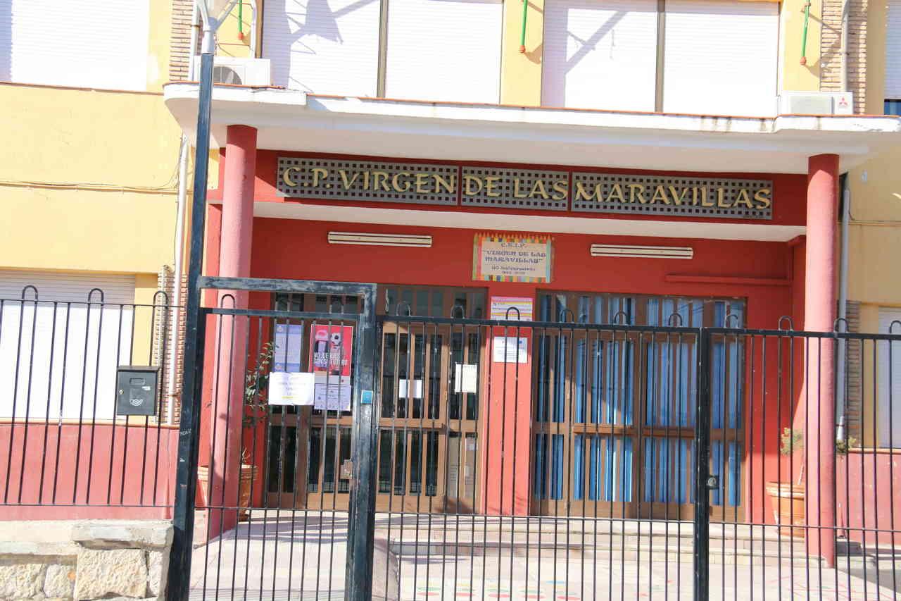 Colegio Público Infantil y Primaria Virgen de las Maravillas de Cehegín