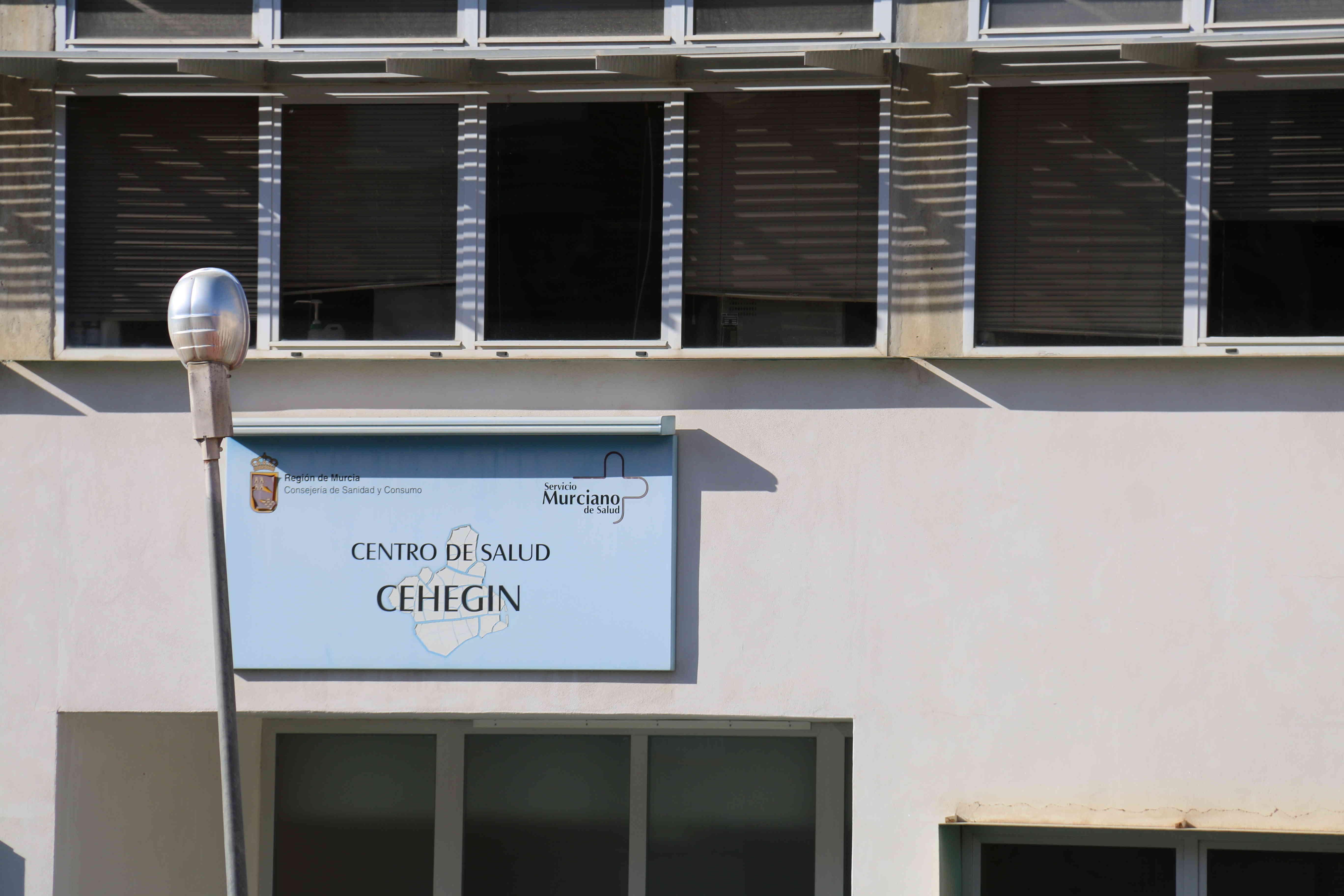 Centros Sanitarios en Cehegín