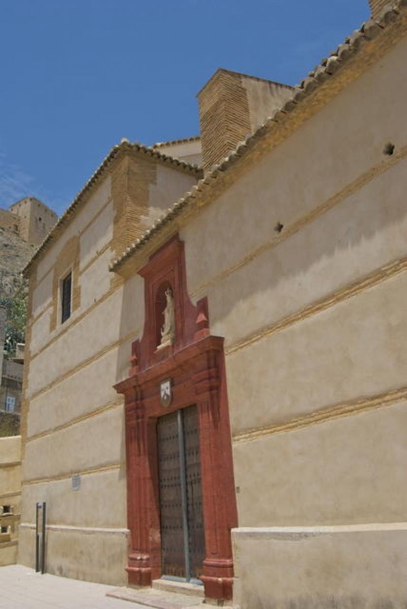 Ermita de Nuestra Señora del Carmen, Mula