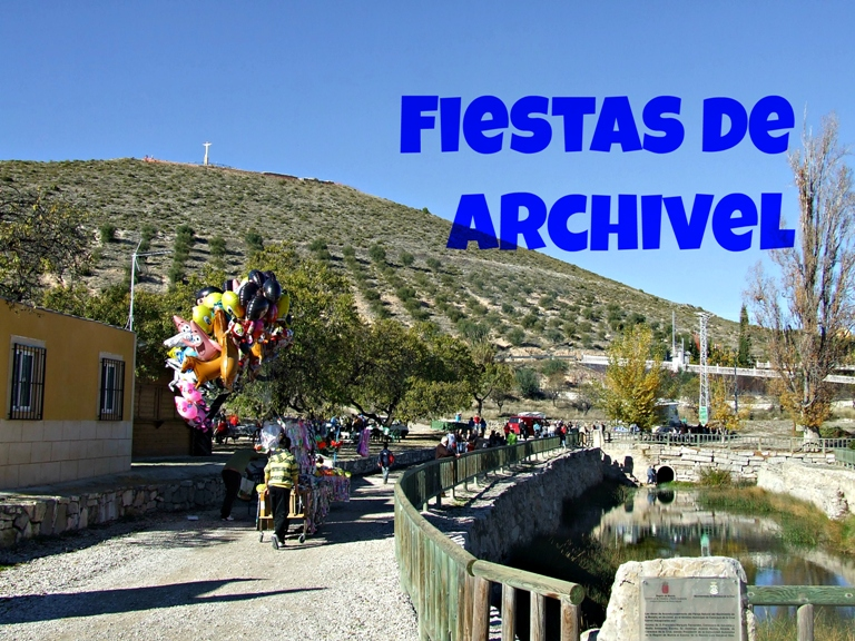 Fiestas de Archivel