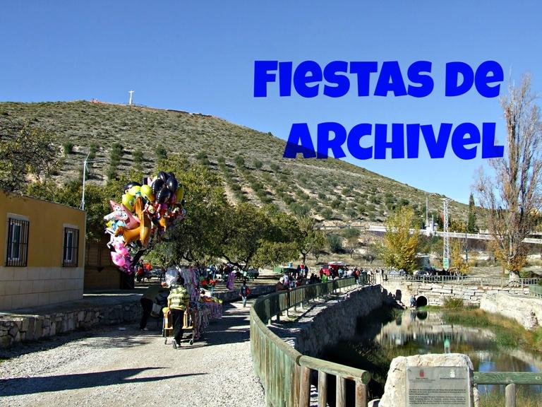 Fiestas de Archivel