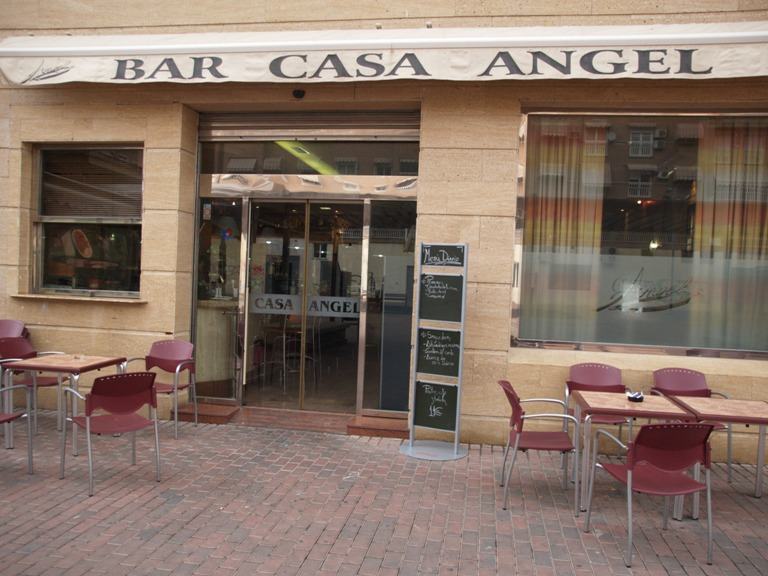 Restaurante Casa Angel