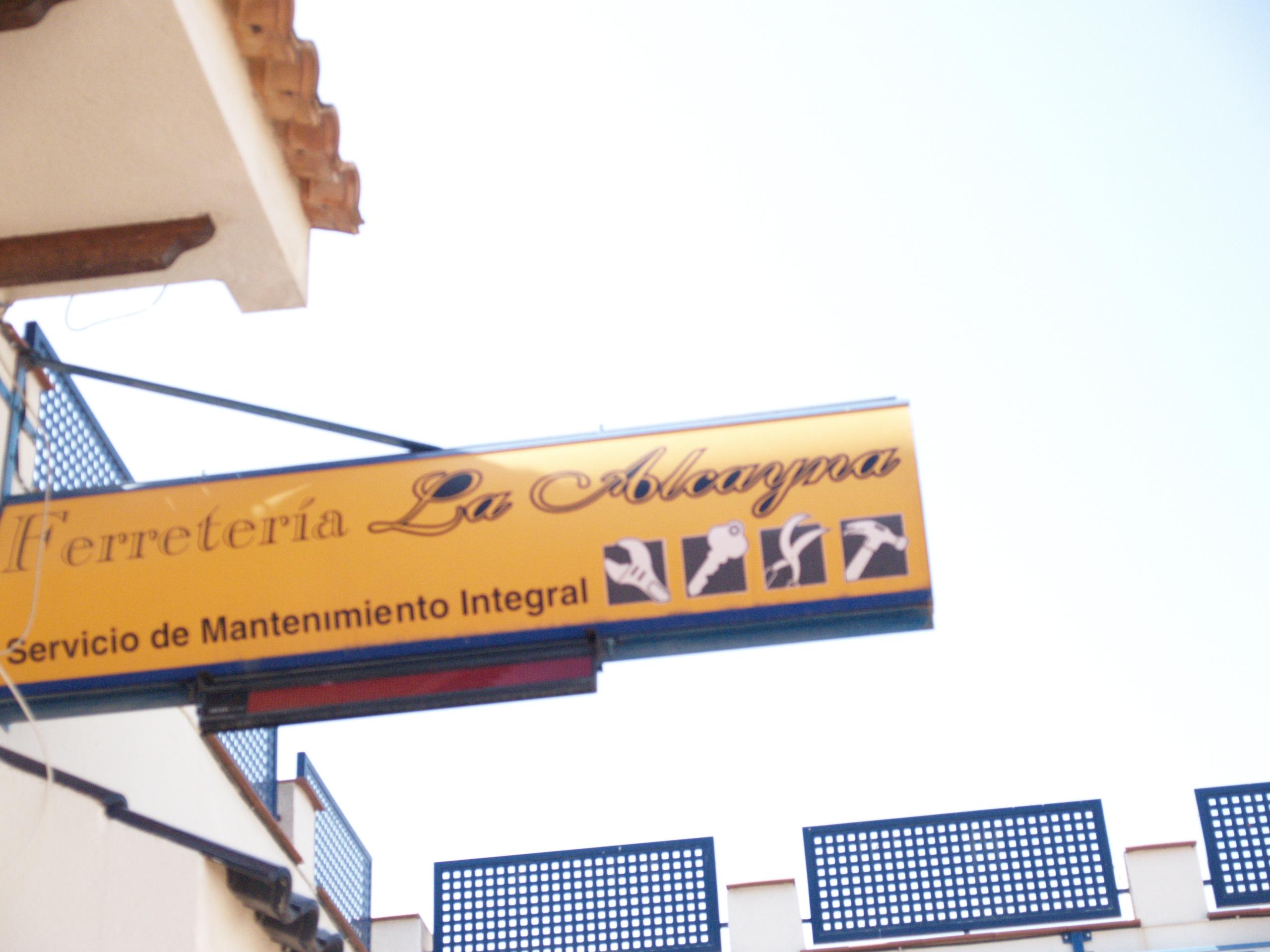 Ferretería La Alcayna
