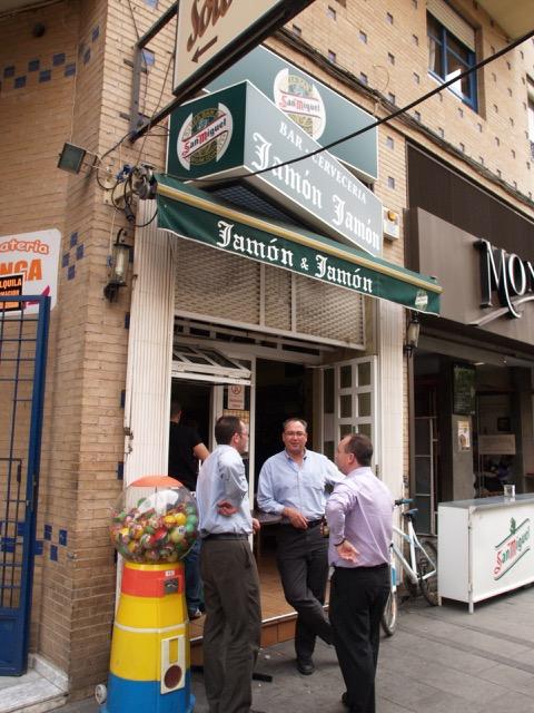 Bar Mesón Jamón Jamón I