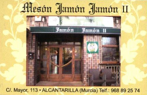 Bar Mesón Jamón Jamón II