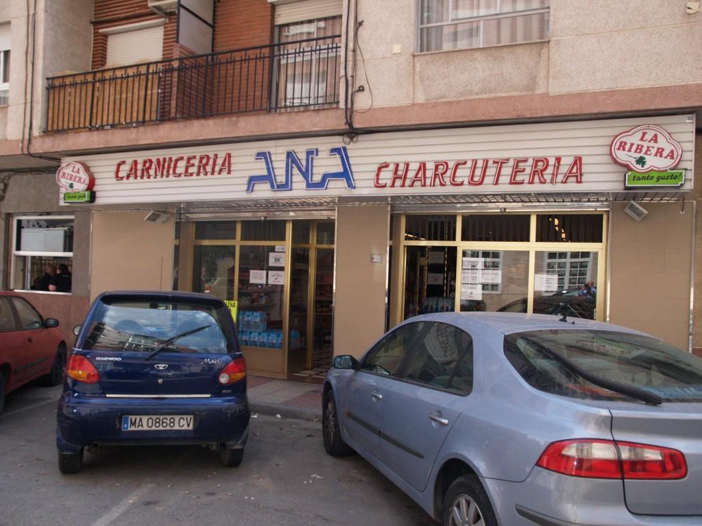 Carnicería Ana