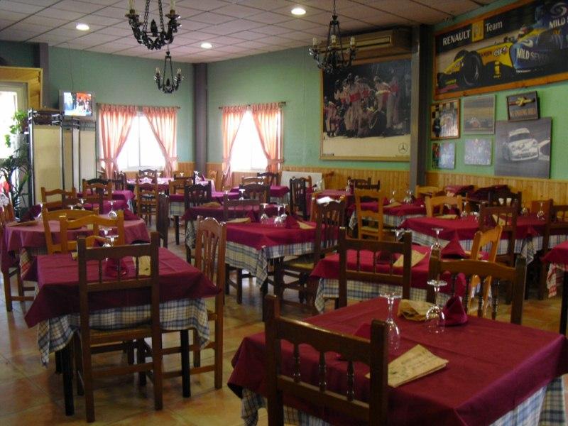 Restaurante Tacita de Plata I