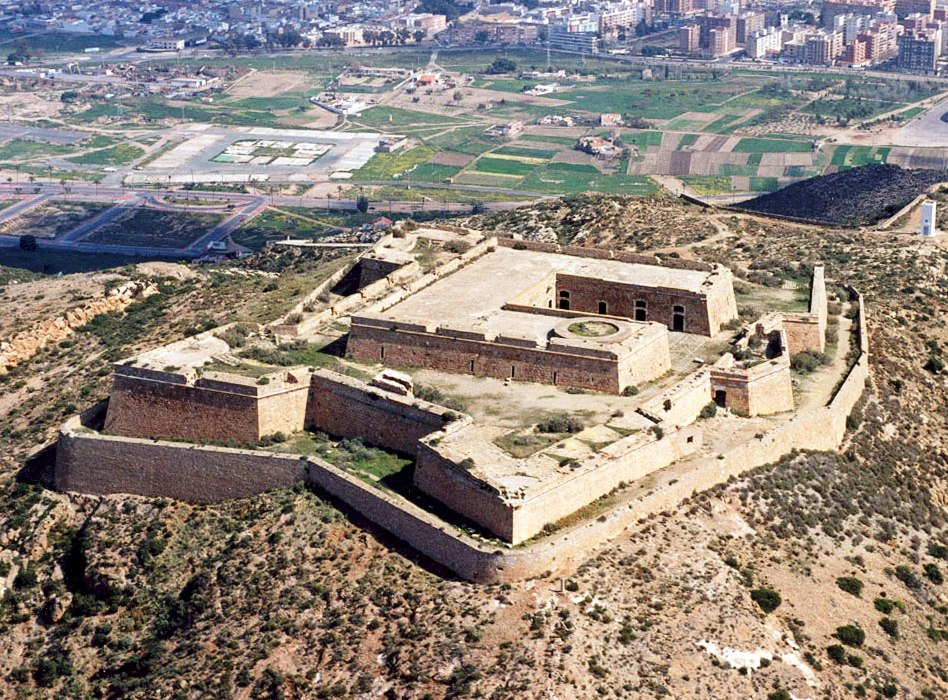Castillo de la Atalaya- Ruta