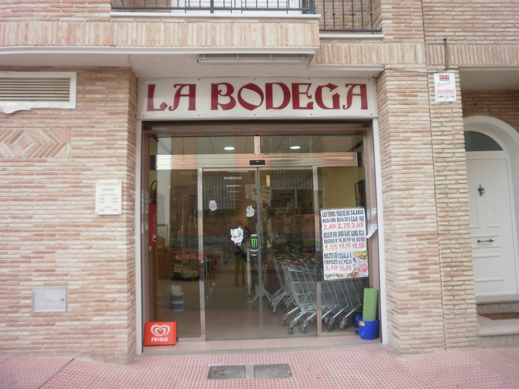 Autoservicios La Bodega II