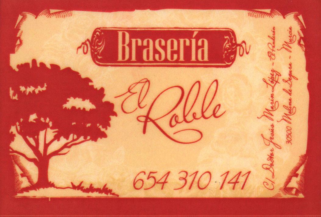 Restaurante Bar El Roble Braser�a - La Gu�a W