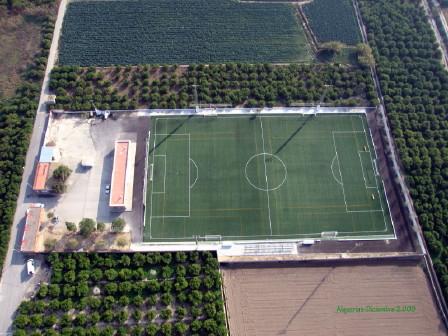 Campo de Fútbol Alquerías de Murcia