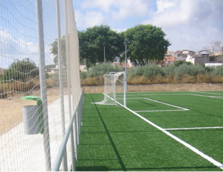 Campo de Fútbol Barqueros de Murcia