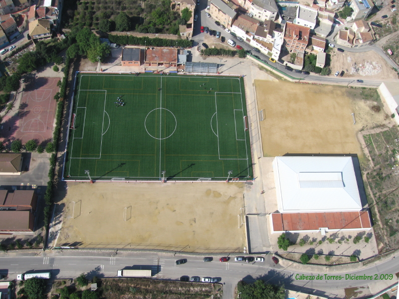 Campo de Fútbol Cabezo de Torres de Murcia