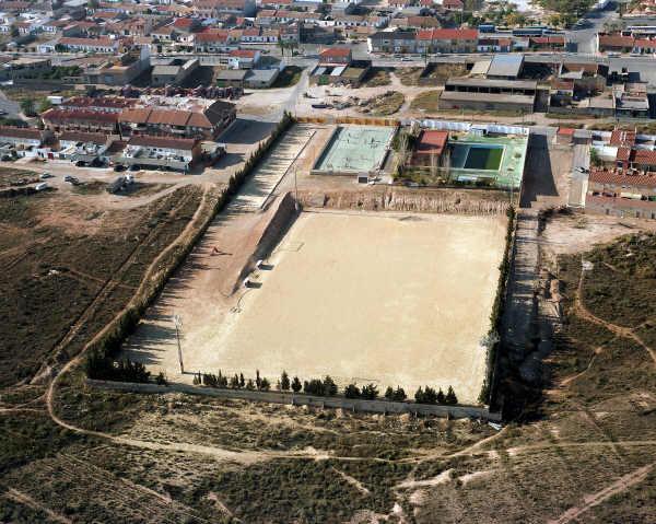 Campo de Fútbol Corvera de Murcia