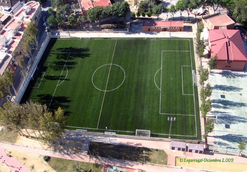 Campo de Fútbol El Esparragal de Murcia