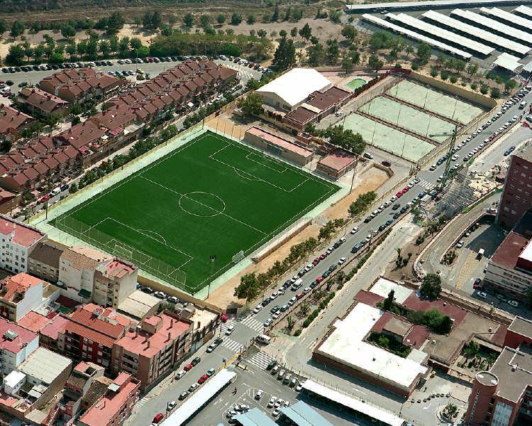Campo de Fútbol El Palmar de Murcia