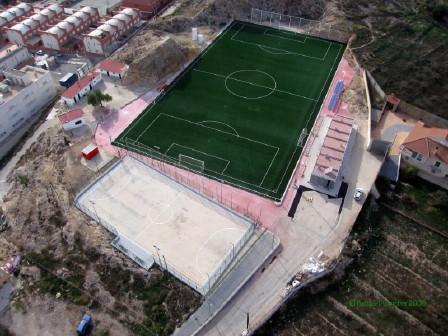 Campo de Fútbol El Puntal de Murcia