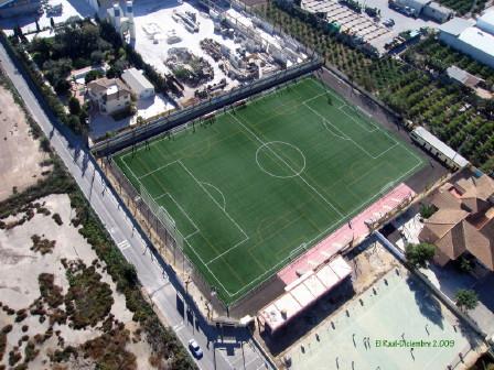 Campo de Fútbol El Raal de Murcia