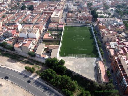 Campo de Fútbol Espinardo de Murcia