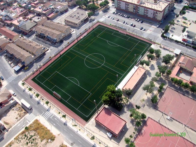 Campo de Fútbol Guadalupe de Murcia