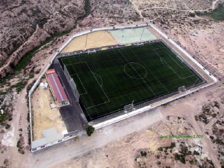 Campo de Fútbol Javalí Nuevo de Murcia