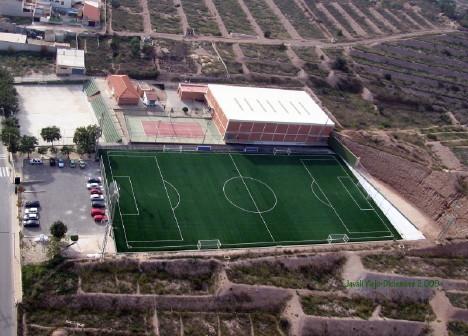 Campo de Fútbol Javalí Viejo/La Ñora de Murcia