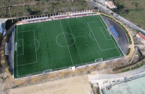 Campo de Fútbol La Alberca de Murcia