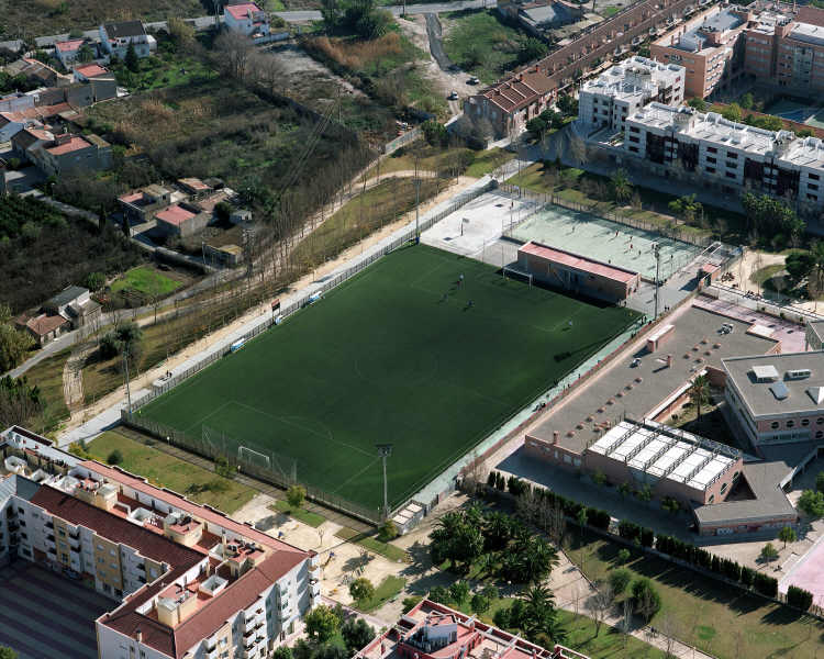 Campo de Fútbol La Flota de Murcia