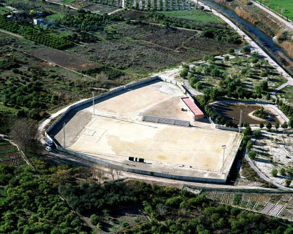 Campo de Fútbol La Raya de Murcia