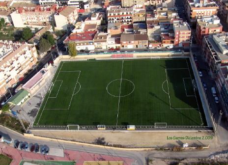 Campo de Fútbol Los Garres de Murcia