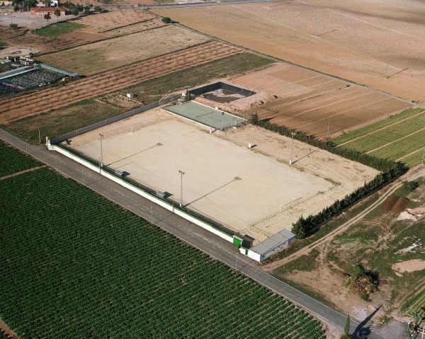 Campo de Fútbol Los Martínez del Puerto de Murcia