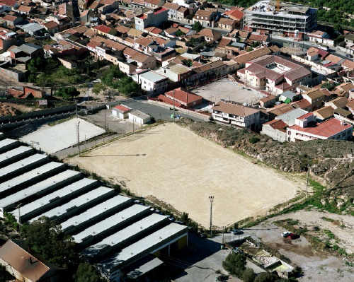 Campo de Fútbol Los Ramos de Murcia